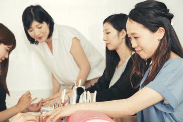 特徴 | 働きながら、子育てしながら通う方に万全なサポート!【TKヘアメイク&ネイルスクール】(日本ネイリスト協会 認定校)の画像